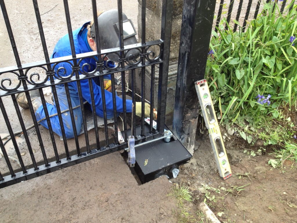 automated gate installation hout bay